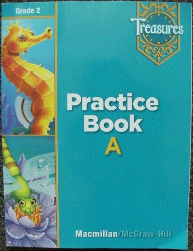 Treasures Practice Book A Grade 2