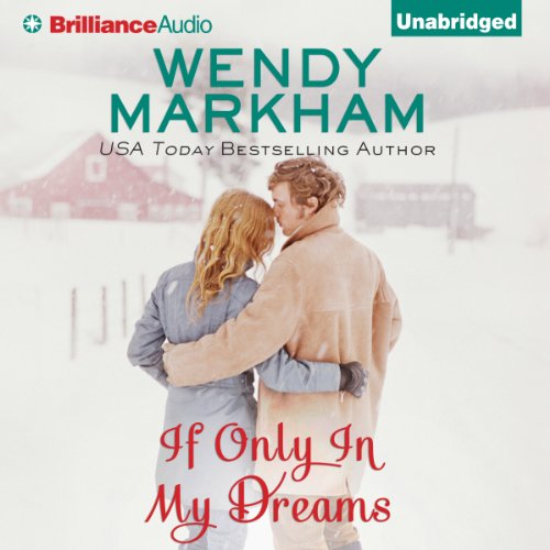 If Only in My Dreams audiobook cover art