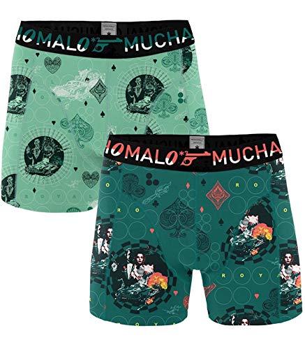Muchachomalo boxershort Casino 2-pack 146-152