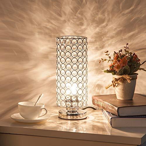 Lámpara de escritorio Lámpara de mesa de acrílico Lámpara de sobremesa Lamparas De Mesa Para El Dormitorio Lámpara de cama Acryl Lámpara de noche Abajur Para Quarto Sala de est