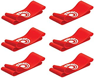 12 Hot Spots Soccer Hot Spots Shoe Lace Cover - 6 Pair