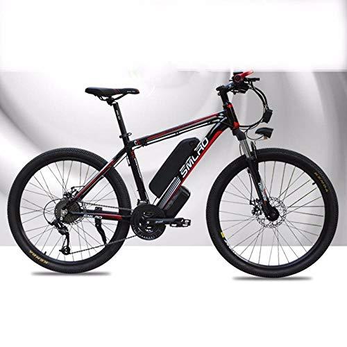 Lithium-accu mountainbike, 26 inch, 48 V, 15 Ah, 350 W, 27 versnellingen, E-bike