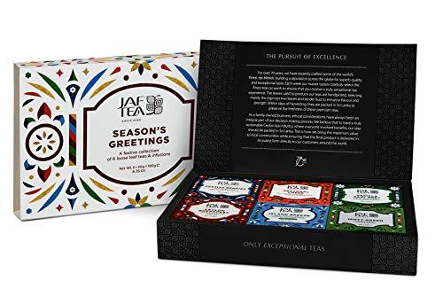 JAF TEA - Season's Greetings - Box