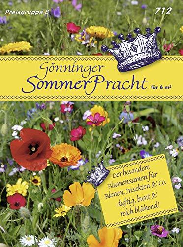 Samen Fetzer 97120 Gönninger Sommerpracht für 6 m² (Blumenwiese)