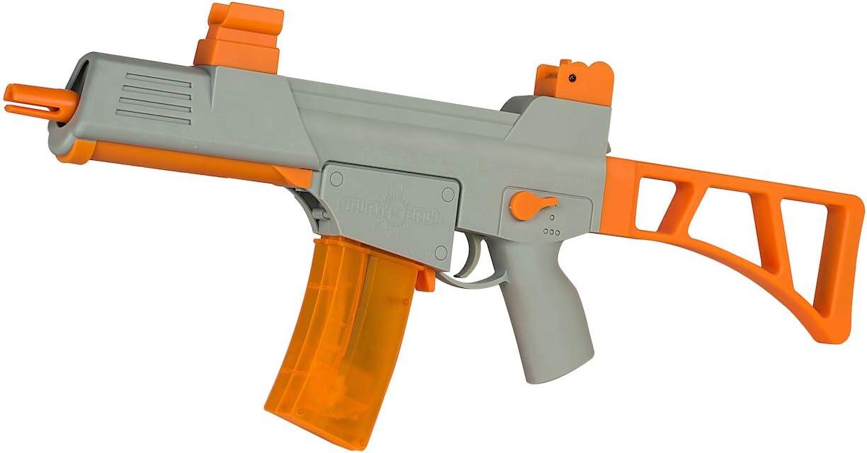 SplatRball mart Water Bead Blaster Orange Kit Grey San Jose Mall