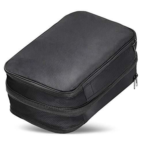 【CONY】旅行 圧縮バッグ 最新 ファスナー スペース50%容量節約 防水 軽量 トラベルポーチ 衣類