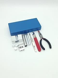 Locksmith-Tool-Set-Followers-Plug-Holders-Clip-Remover-Euro-Tool-Tweezers Lock