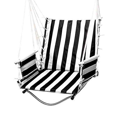 WangLx Swing chair Chaise De Dortoir D'université Fauteuil Suspendu pour 47x60cm Chaise pour Terrasse, Véranda, Patio, Terrasse, Salle De Séjour, Salon, G