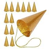 Chapeaux de fête sains, trois couleurs bonnes décorations Couronne de fête pour...