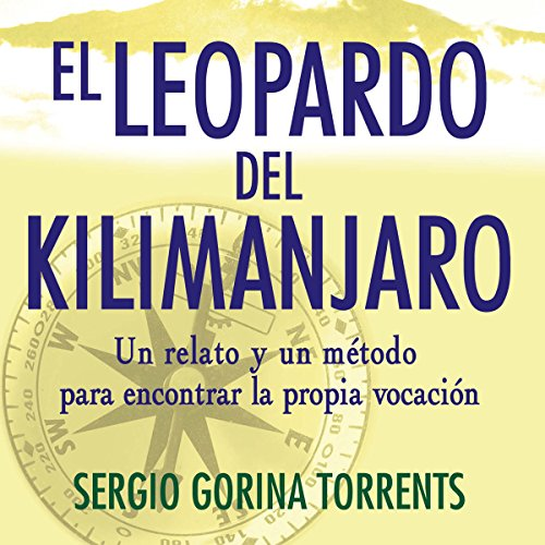 El leopardo del Kilimanjaro audiobook cover art