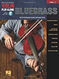 Violin Play-Along Volume 1: Bluegrass Vln Book/Cd: Play-Along, CD für Violine (Hal Leonard Violin Play-along)