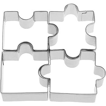 ジグソーパターンモデリングステンレス鋼切削クッキー型