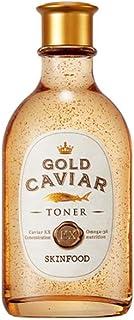 SKINFOOD スキンフード ゴールド・キャビア・トナー145ml (gold caviar toner) 海外直送品