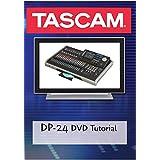 Tascam DP-24 DVD Video Tutorial Manual Help