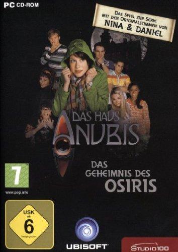 Das Haus Anubis: Das Geheimnis des Osiris (PC CD-Rom)