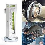 Strumento calibro magnetico regolabile,campanatura montante per ruote orientabili Allineamento ruote per camion Allineamento ruote per camion Strumento per allineamento posizionatore a quattro ruote