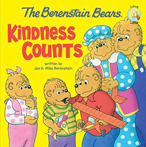 The Berenstain Bears: Kindness Counts (Berenstain Bears/Living Lights: A Faith Story) (English Edition)
