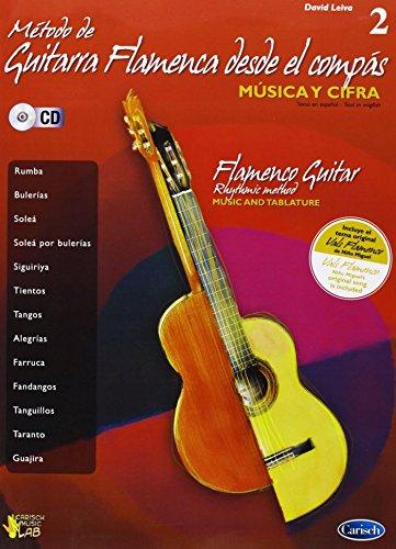 Metodo de Guitarra Flamenca desde el Compás, Volumen 2 (Carisch Music Lab Spagna)