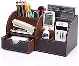 KINGFOM Multifunzionale Portaoggetti da scrivania/Organizzatore di...