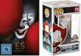 ES Kapitel 2 [DVD] + Funko 40628 POP / Stephen Kings Es 2