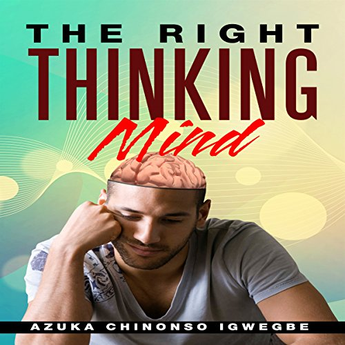 The Right Thinking Mind audiobook cover art