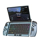 One Netbook OneGx1 Mini Portátil Gaming Windows 10 2 in1 Tablet con Pantalla Táctil de 7 Pulgadas, Teclado con Luces RGB, Intel Core i5-10210Y, 620g (8GB+256GB WiFi)
