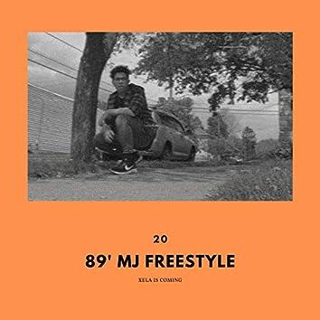 89' MJ FREESTYLE