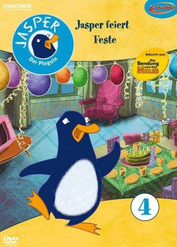 Jasper, der Pinguin 4 - Jasper feiert Feste