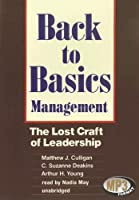 Back to Basics Management: Library Edition