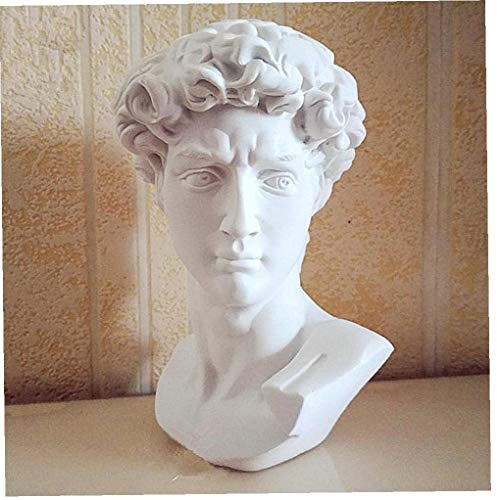 Estatua Yeso Marca BYFRI