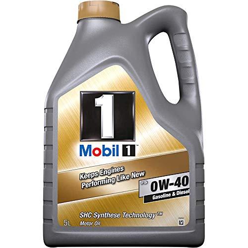 Mobil 1 FS 0W-40, 5L