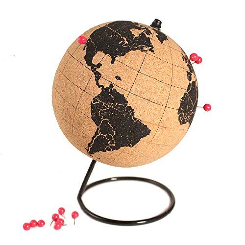 L & C viajero–corcho con forma de globo