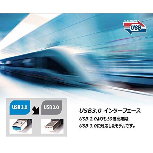 TranscendUSB3.0/2.03.5インチ外付HDD8TB3年保証TS8TSJ35T3