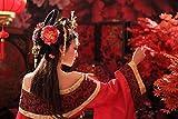 Rompecabezas 1000 Piezas Adultos De Madera Niño Puzzle-Mujer De Maquillaje Rojo Antiguo Chino-Juego Casual De Arte Diy Juguetes Regalo Interesantes Amigo Familiar Adecuado
