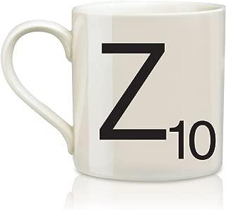 Z Scrabble Alphabet Mug Coffee Hot Beverage Cup