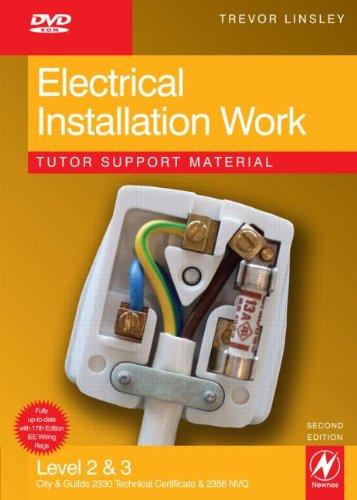 Preisvergleich Produktbild Electrical Installation Work Tutor Support Material