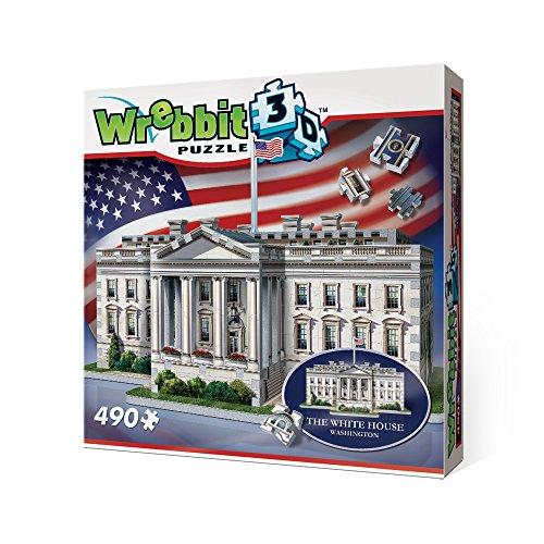 Wrebbit 3D W3D-1007 3D Puzzle