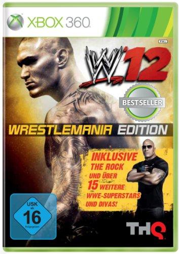 WWE 12 - Classic Edition [Edizione: Germania]