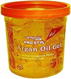 Ampro Gel Argan Oil, 5 Lb.