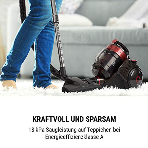 Beutelloser Staubsauger Clean Master Zyklon Bild 2*