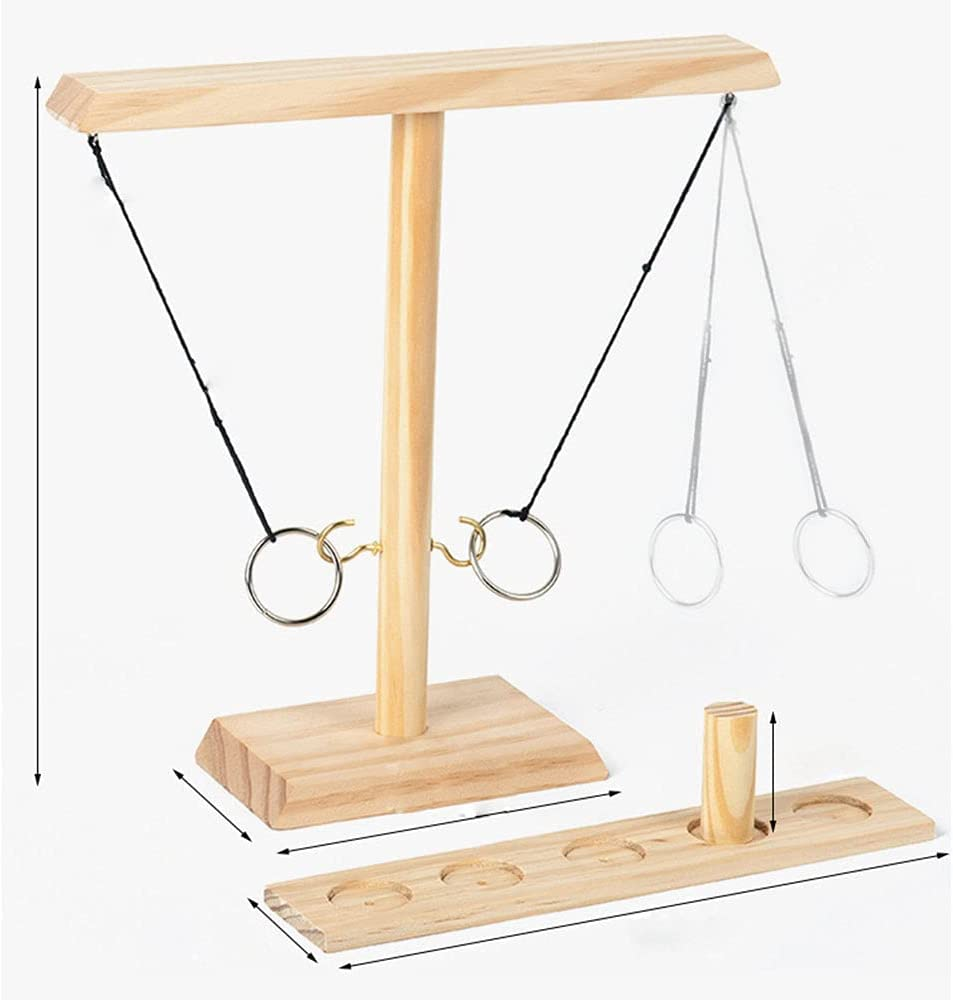 Table Ring Los Angeles Mall Game Toss Battle for Out Indoor Adults Free shipping