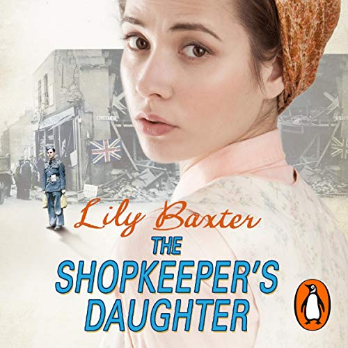 The Shopkeeper's Daughter audiobook cover art