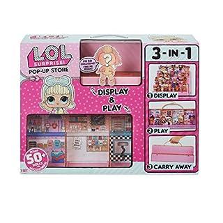 L.O.L. Surprise! Pop-Up Store (Doll - Vetrina), Standard, Mocassini Eleganti da Donna (B07BHPGMPK) | Amazon price tracker / tracking, Amazon price history charts, Amazon price watches, Amazon price drop alerts
