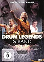 Drum Legends & Band [DVD] [Import]