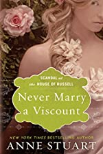 Never Marry a Viscount (Scandal at the House of Russell Book 3)