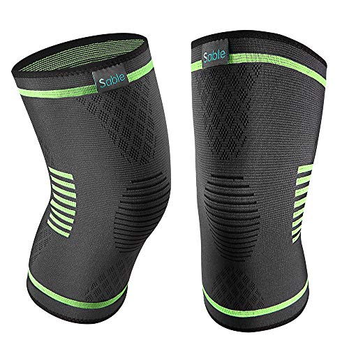 (50% OFF) Knee Brace 2 Pack Compression Sleeves $3.99 Deal