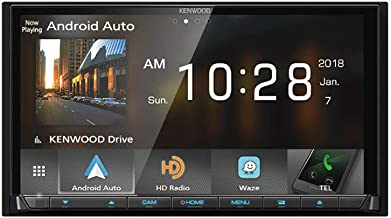 Kenwood DDX9705 Double DIN DVD Receiver with Bluetooth DDX9705S