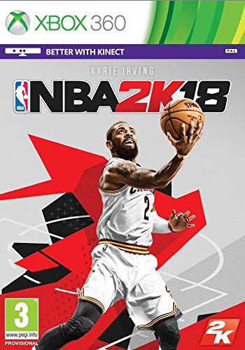 TAKE 2 NBA 2K18 para Xbox 360 versión europea
