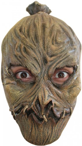 Generique - Vogelscheuchen Maske Halloween für Kinder