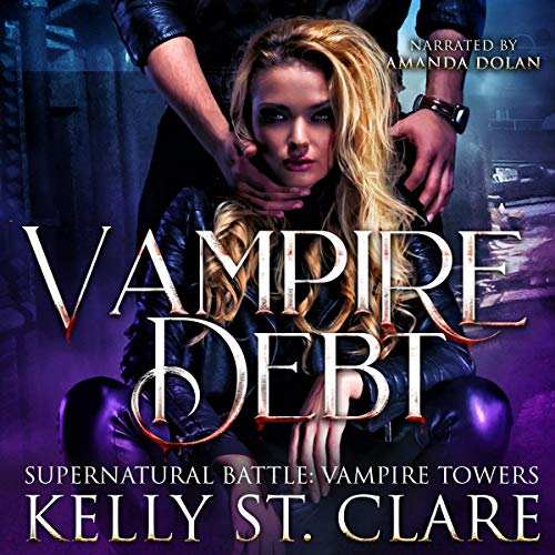 Vampire Debt: Supernatural Battle cover art